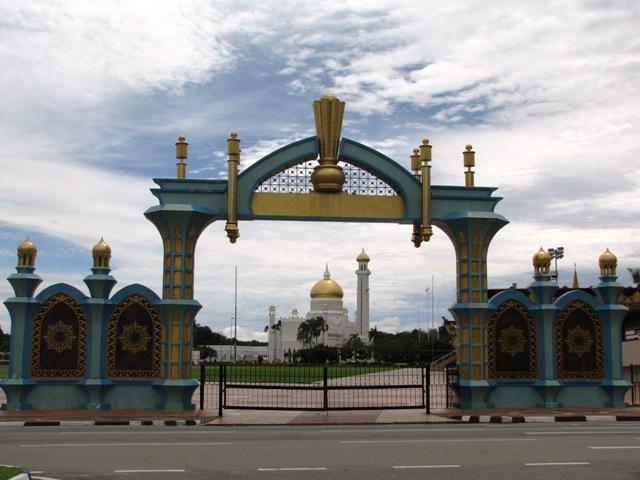 Taman Haji Sir Muda Omar Ali Saifuddien