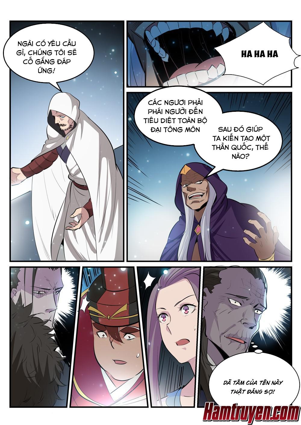 Bách Luyện Thành Thần Chapter 210 - Hamtruyen.vn
