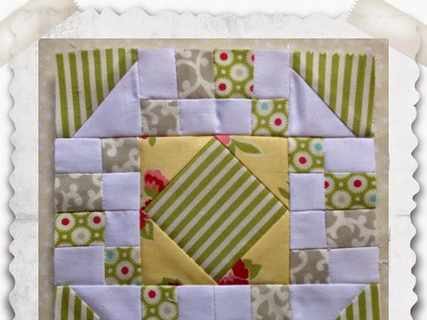 Chatelaine- Free BOW Sampler Quilt Block 16