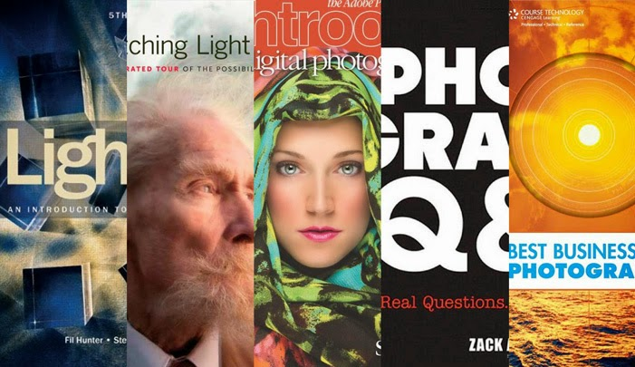 5 Photography Books That You Need to Read Right Now!