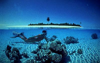 barreras del arrecife de Belice - que visitar