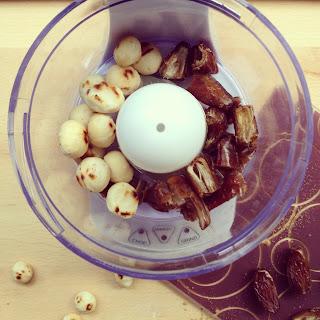 biscuits noix de macadamia dattes