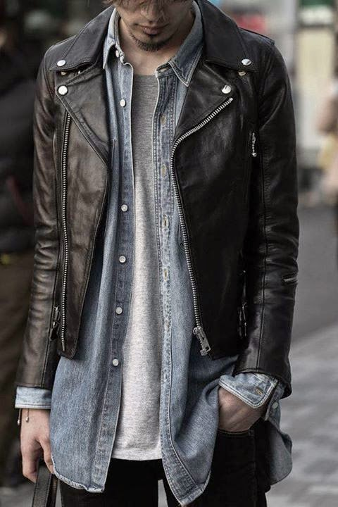 Jackets Trends For Men