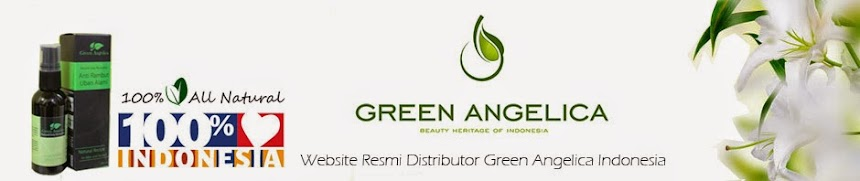 Obat Uban Green Angelica Formula Khusus Pertama Di Indonesia