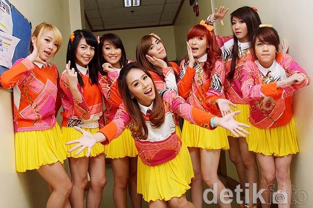 "Cherry Belle siap rilis single ""Dunia Tersenyum"""