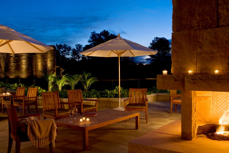 The Umstead Hotel and Spa Terrace