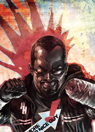 Blade (Marvel Comics) Character Review - 4