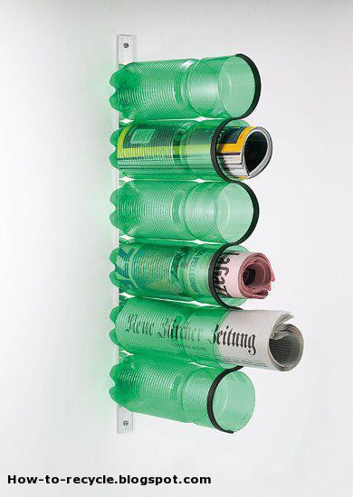 How to recycle creative items made from plastic bottles for Ways to recycle plastic bottles