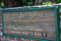 Earnest Hemingway Home For Cats