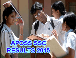 AP Open School SSC Results 2015, APOSS SSC Result 2015, 10th Open School Result 2015, SSC Open Result 2015, manabadi.com Open School Results 2015, SSC Result 2015 APOSS, Manabadi APOSS SSC Results 2015