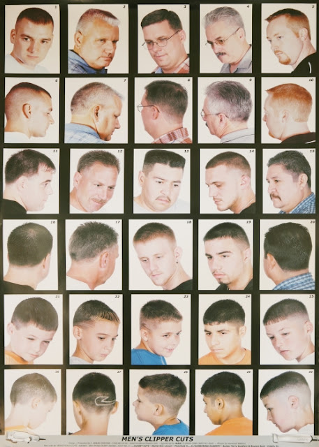 Black Barber Haircut Chart Images Haircuts For Men And Women