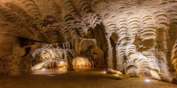 Η «Σπηλιά του Ηρακλή» στις ακτές του ατλαντικού [Βίντεο] itemprop=