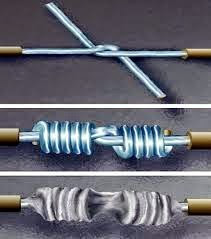 KINDS OF SPLICES AND JOINTS: SPLICES AND JOINTS