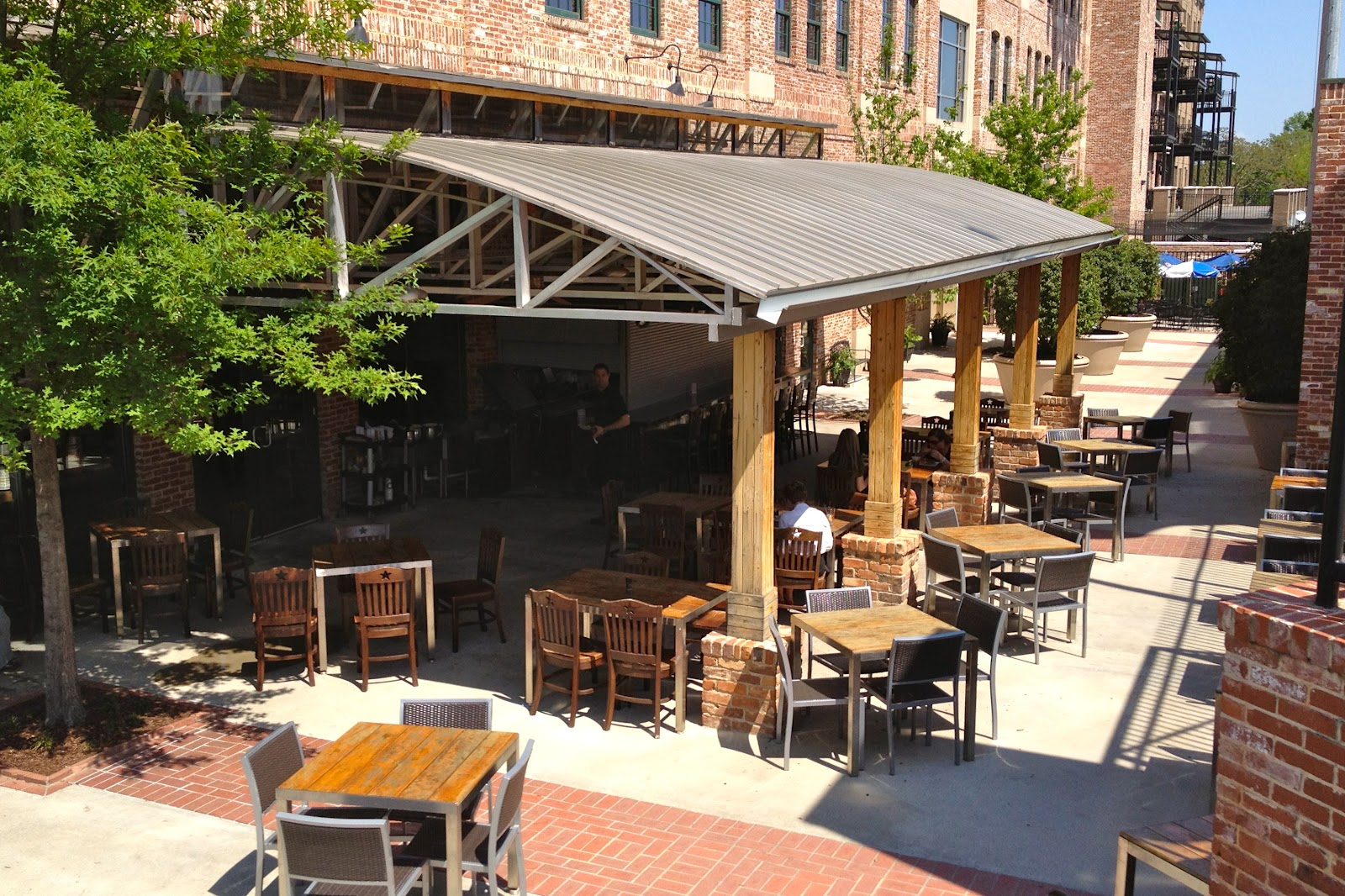Guide to Outdoor Dining | Greenville Bites