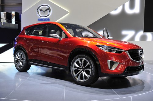 Mazda CX5 - coches y motos 10