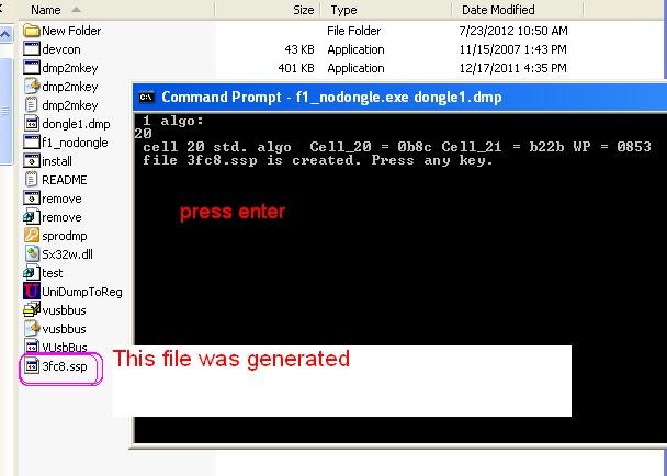 Convert .dmp In Dng File