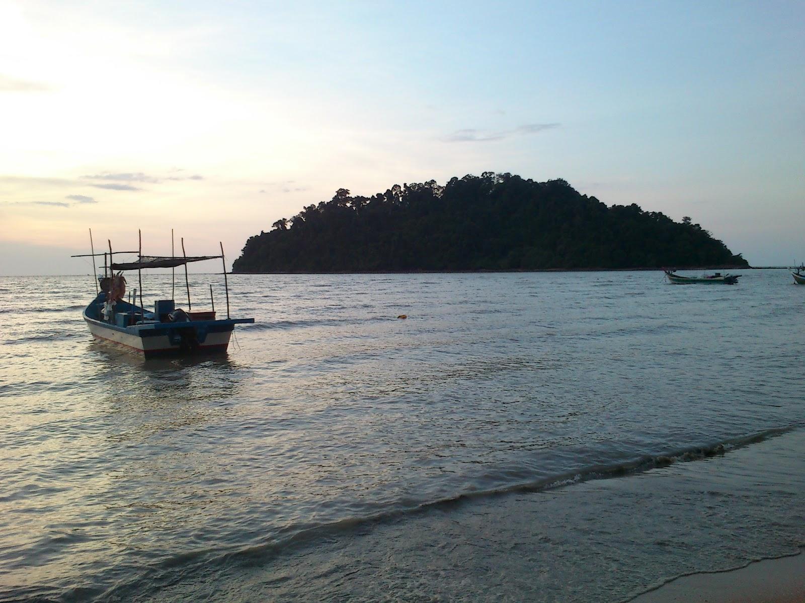 Budak Letrik Ronda Ronda Pulau Sayak Kedah
