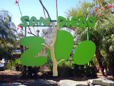 Welcome to the San Diego Zoo!
