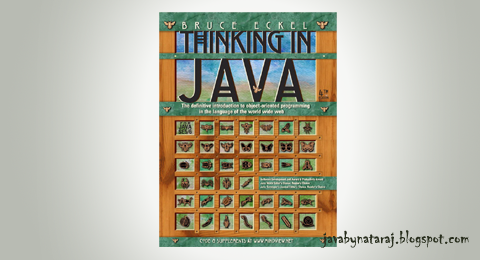 Download Thinking in Java 4th Edition by Bruce Eckel_JavabynataraJ