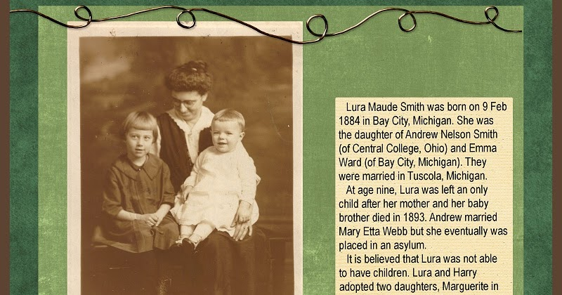 Writing your family and personal history familysearch.org
