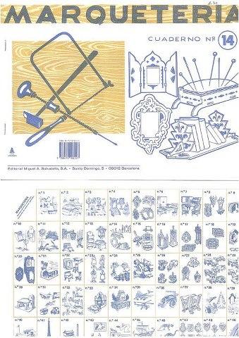 Mis recuerdos de la escuela los libros escolares - Cuadernos de marqueteria ...