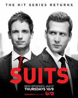 COMPLETED : Enter Our Suits Giveway - Prize Pack worth $100 @Suits_USA