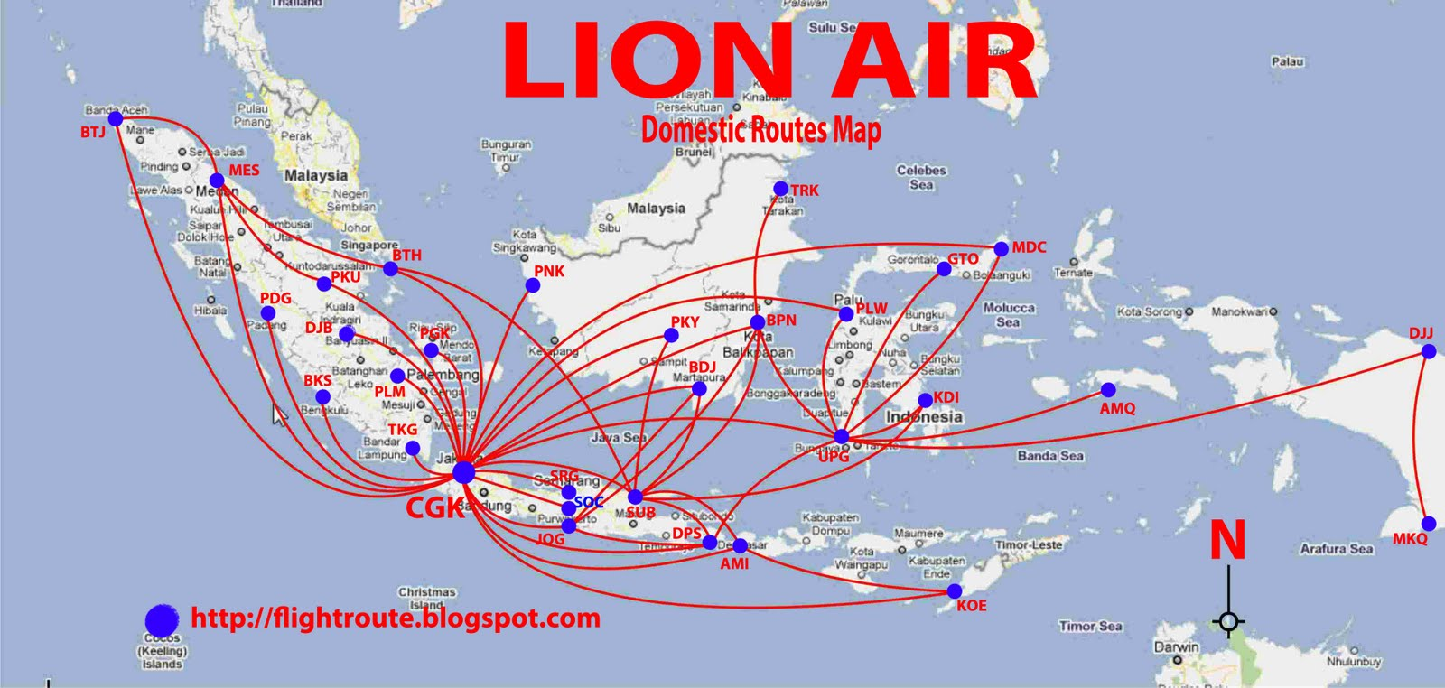 Routes map lion air routes map lion air routes map publicscrutiny