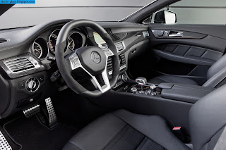 Mercedes cls 500 dashboard - صور تابلوه مرسيدس cls 500