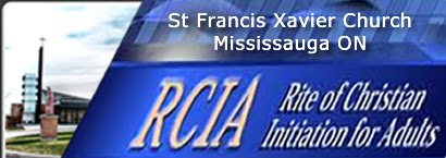 RCIA – Rite of Christian Initiation of Adults