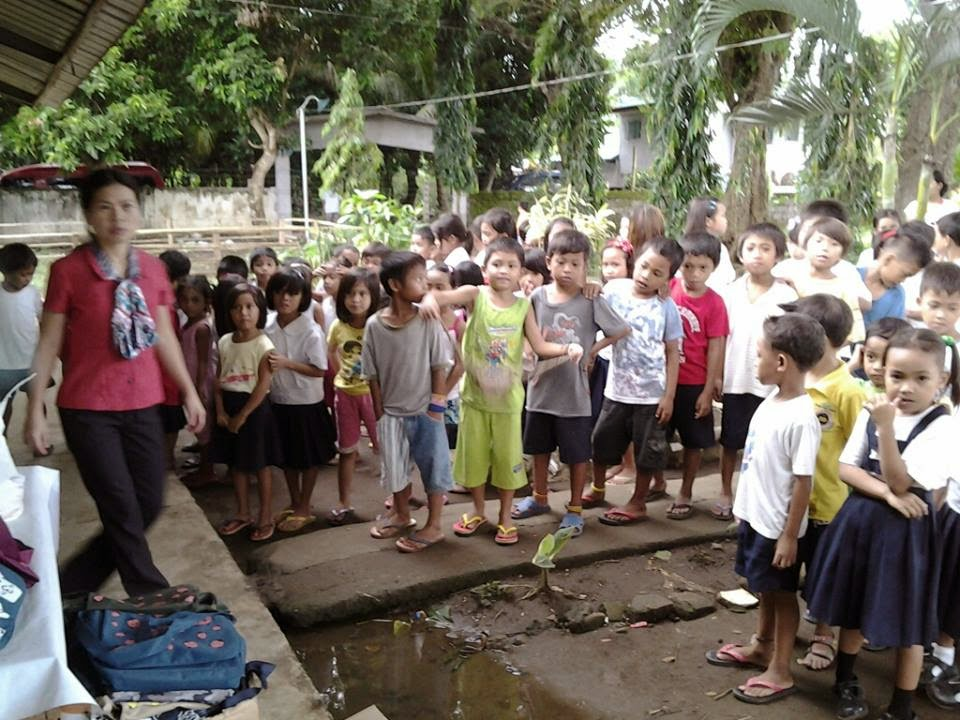 BCN PROJECT HELP IN BICOL 2013