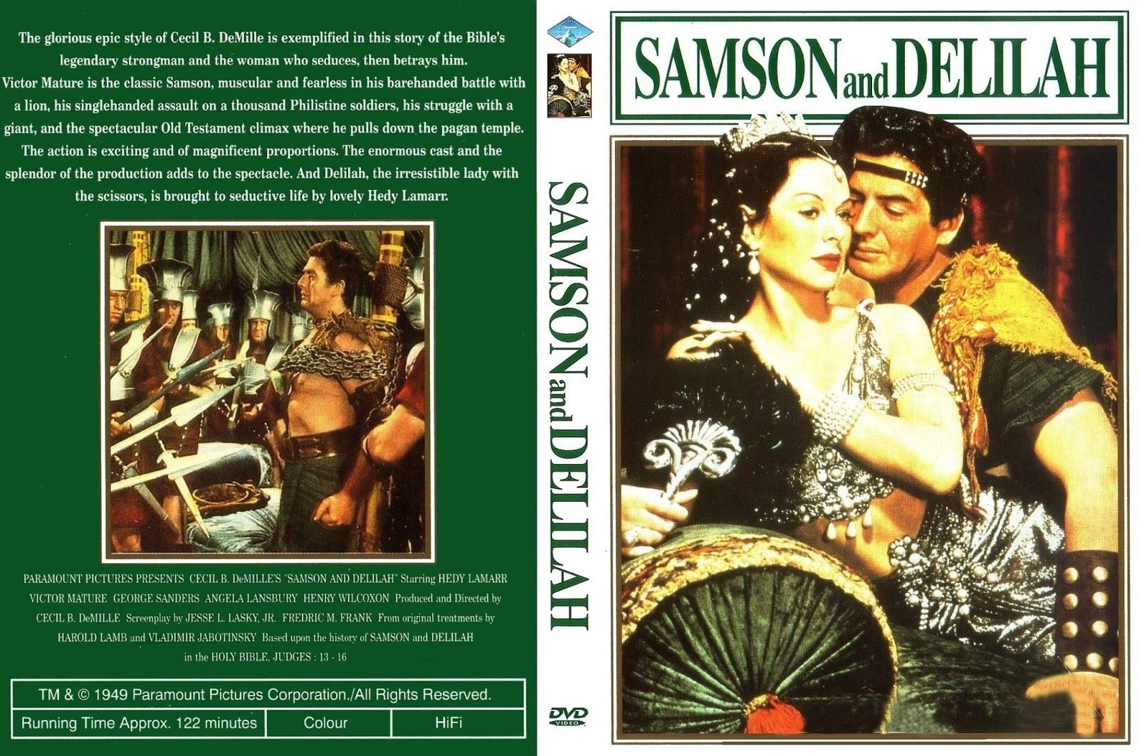 cinéma saigon samson and delilah 1949