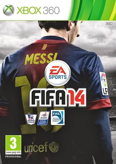 FIFA 14 Xbox 360 Español NTSC XGD3