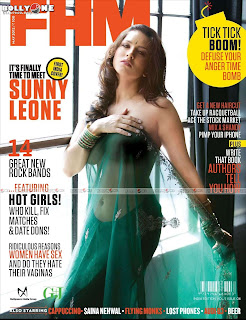 Sunny Leone's HQ FHM India Scans