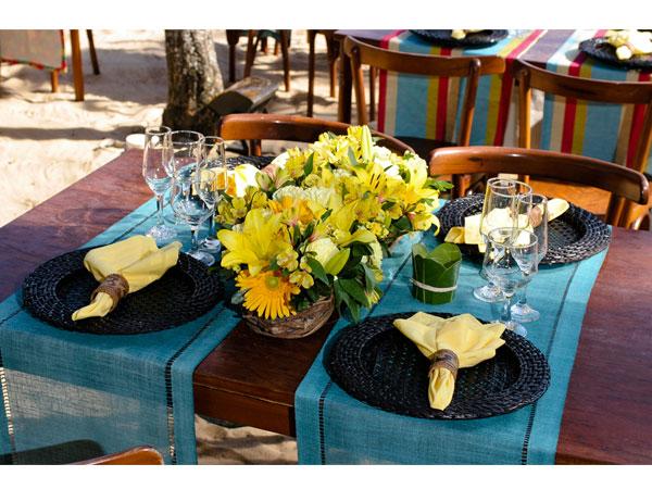 decoracao de festa azul marinho e amarelo:Casada e Apaixonada: Decoração Azul e Amarelo