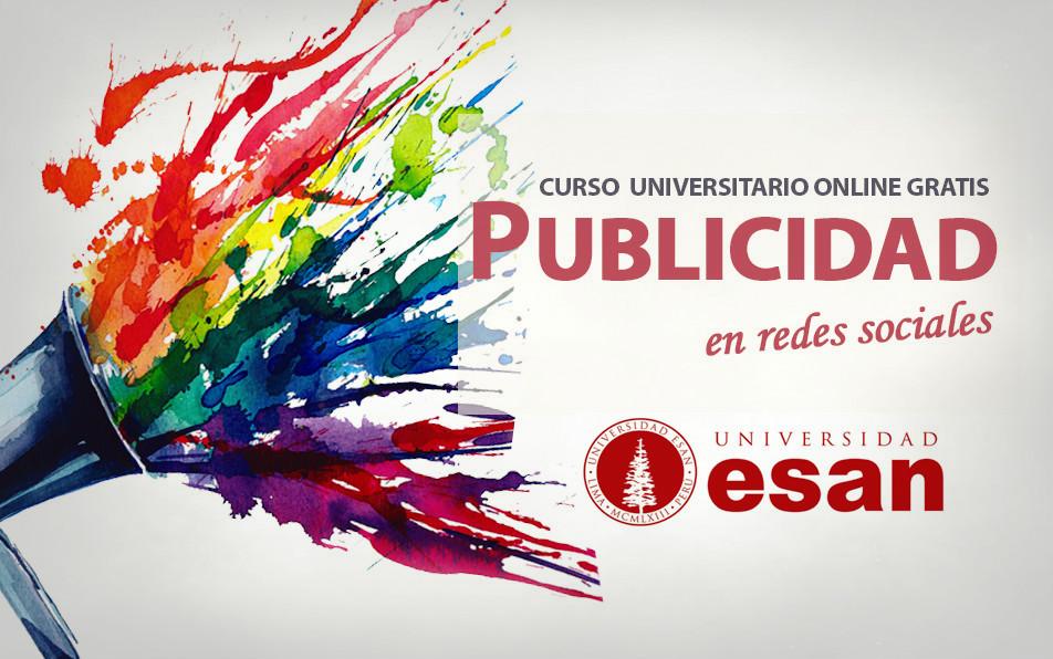 """curso gratis """"publicidad en redes sociales"""" (con certificado"""