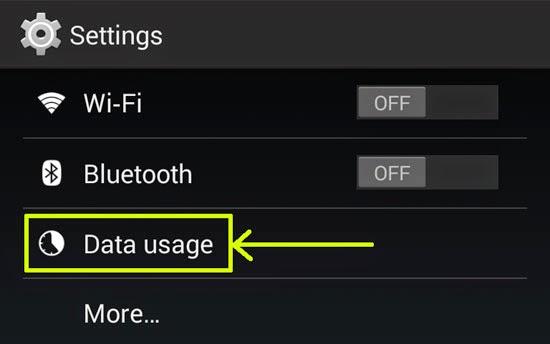 settings-data-usage