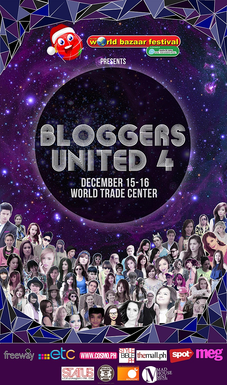 Bloggers United 4