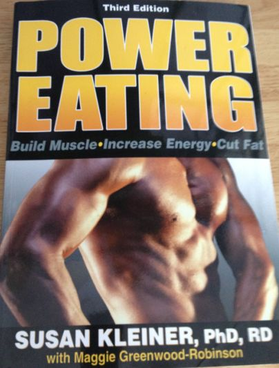 Power Eating by Dr. Susan Kleiner
