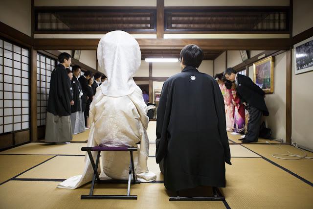 赤坂氷川神社での結婚式|準備編12|結婚式カメラマン斉藤幸城