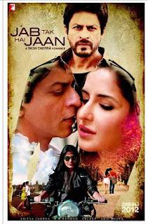 Jab Tak Hai Jaan - Poster