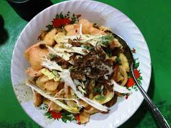 Resep Bubur Ayam Cirebon