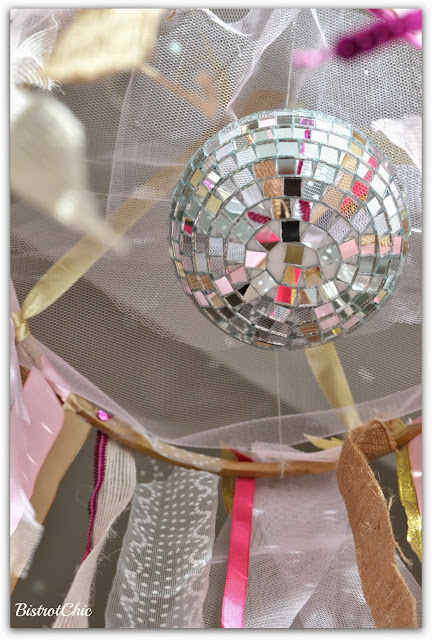 Glitter and Disco Ball Sparkling Party By BistrotChic