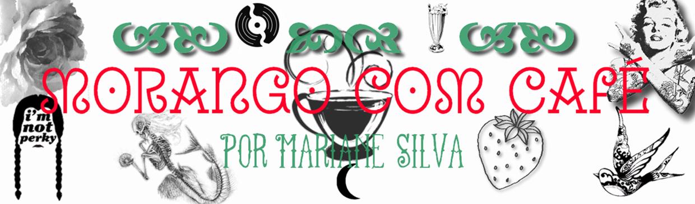 Morango com Café