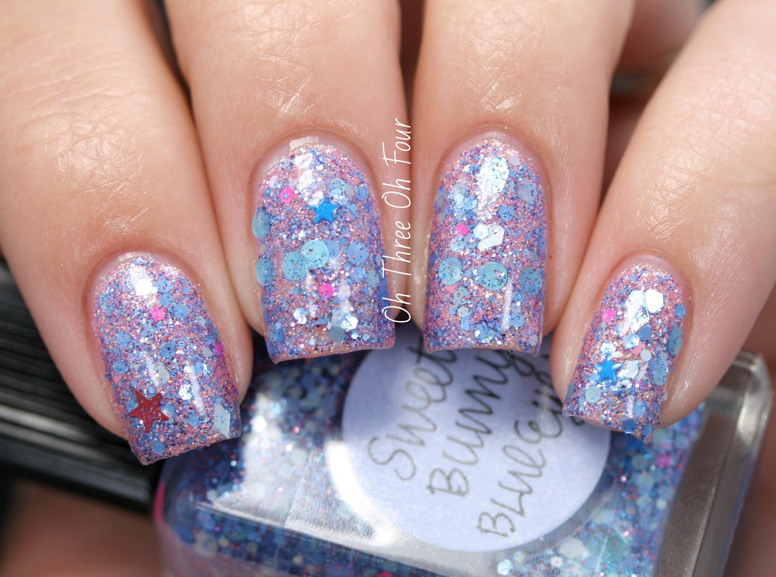 Lynnderella Sweet Bunny Blue Eyes Swatch