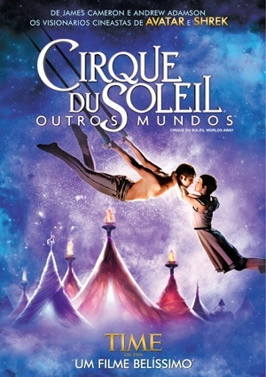 Cirque du Soleil - Outros Mundos Filmes Torrent Download capa