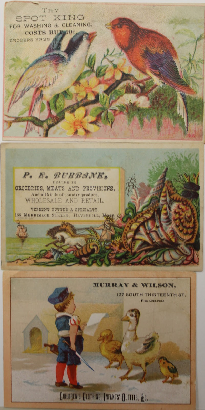 Brandeis Special Collections Spotlight: Victorian Ephemera