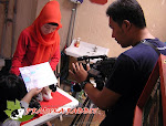 Pradika Rabbit and Arek TV