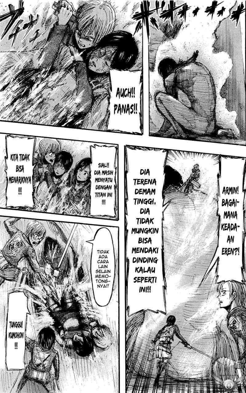 Dilarang COPAS - situs resmi www.mangacanblog.com - Komik shingeki no kyojin 014 - mengesampingkan keinginan 15 Indonesia shingeki no kyojin 014 - mengesampingkan keinginan Terbaru 34|Baca Manga Komik Indonesia|Mangacan