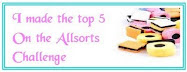 Jippie!!! I made the Top 5