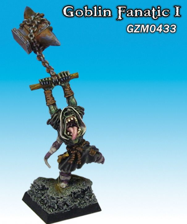 Goblin Fanatic GameZone model pic